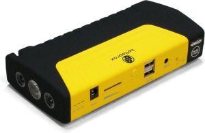 Obrázok pre výrobcu Jump Starter power Bank BELLAPROX (multifunkčná USB nabíjačka a auto starter kit) 16800 mAh