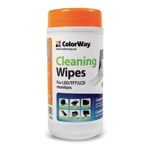 Obrázok pre výrobcu Colorway utierky pre Notebooky & Monitory 100ks (CW-1071)