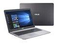 """Obrázok pre výrobcu ASUS K501UX-DM304T i5-6200U(2.30GHz) 8GB 750GB+16 SSD 15.6"""" HD lesklý GT950/2GB DVDRW Win10 metal Gray"""