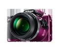 Obrázok pre výrobcu Nikon Coolpix B500 fialový,16M,40xOZ,Full HD Video