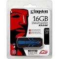 Obrázok pre výrobcu Kingston 16GB DataTraveler R3.0 G2 (USB 3.0, Read 120MB/s, Write 25MB/s)