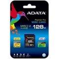 Obrázok pre výrobcu ADATA Premier Pro SDXC karta 128GB UHS-I U3 Class 10 (95/60MB/s)