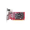 Obrázok pre výrobcu ASUS Radeon R7 240, 4GB GDDR5 (128 Bit), HDMI, DVI, D-Sub