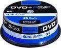 Obrázok pre výrobcu DVD+R DL DoubleLayer Intenso [ cakebox 25 | 8,5GB | 8x ]