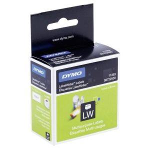 Obrázok pre výrobcu rolka DYMO 11353 Multipurpose Labels 24x12mm