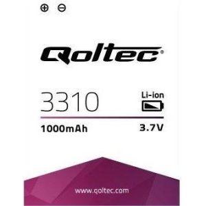 Obrázok pre výrobcu Qoltec Batéria pre Nokia 3310, 1000mAh