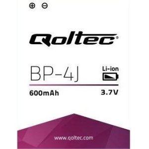 Obrázok pre výrobcu Qoltec Batéria pre Nokia C6 BP-4J, 600mAh