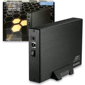 """Obrázok pre výrobcu AXAGO USB3.0 - SATA 3.5"""" externí ALINE box"""