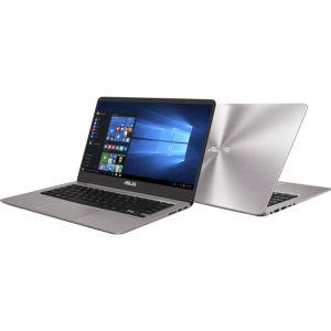 "Obrázok pre výrobcu ASUS Zenbook UX410UA-GV151T Intel i3-7100U(2.40GHz) 4GB 256GB SSD 14"" FHD matný int.graf. Win10 šedá"