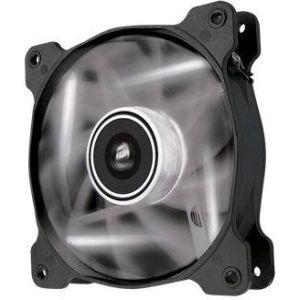 Obrázok pre výrobcu Corsair Air Series SP120 120mm ventilátor, 3pin, biely LED