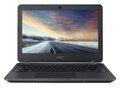 """Obrázok pre výrobcu Acer TM TMB117-M-C877 N3160/4GB+N/500GB+N/HD Graphics/11,6"""" HD/W 10 Home/Matte Black"""