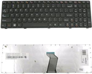 Obrázok pre výrobcu Qoltec Klávesnica pre notebook IBM/Lenovo B570 B575 Z570