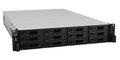 "Obrázok pre výrobcu Synology RS3617xs+, 12x (3.5""/2.5"" SATA) NoHDD, 6C Xeon D-1531 2.2-2.7GHz, 8GB (max64GB), 2x USB3, 4x 1Gb,2x 10Gb"