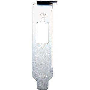 Obrázok pre výrobcu VGA low profile záslepka - D-SUB