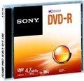 Obrázok pre výrobcu Média DVD-R SONY DMR-47; 4.7GB; 16x;  1ks