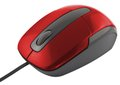Obrázok pre výrobcu Titanum TM108R BARRACUDA optická myš, 1000 DPI, USB, blister, červená