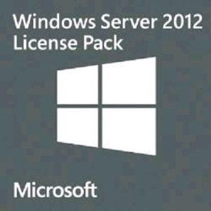 Obrázok pre výrobcu Win Server CAL 2012 Czech 1pk 1 Clt User CAL OEM