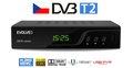 Obrázok pre výrobcu EVOLVEO Omega T2, HD DVB-T2 H.265/HEVC rekordér