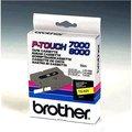 Obrázok pre výrobcu Brother - TX-621, žlutá / černá (9mm)