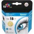 Obrázok pre výrobcu Ink. kazeta TB kompat. s Epson T1802 C 100% New