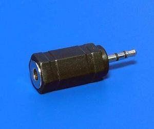 Obrázok pre výrobcu Redukcia audio jack 3,5M - jack 2,5F