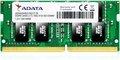 Obrázok pre výrobcu SO-DIMM 4GB DDR4-2400MHz ADATA 512x16 CL17