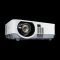 Obrázok pre výrobcu Projector NEC P502W Installation Projector, WXGA, DLP, 5000AL