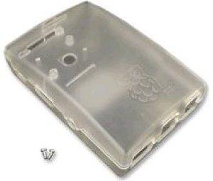 Obrázok pre výrobcu RASPBERRY Priesvitná skrinka pre Raspberry Pi B+/2