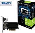 Obrázok pre výrobcu Gainward GeForce GT 730 SilentFX, 1GB DDR3 (64 Bit), HDMI, DVI, VGA
