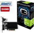 Obrázok pre výrobcu Gainward GeForce GT 730 SilentFX, 2GB DDR3 (64 Bit), HDMI, DVI, VGA