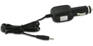 Obrázok pre výrobcu Qoltec Nabíjačka do auta pre tablet 12V | 2.1A | 2.5x0.7