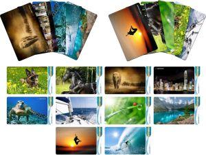 Obrázok pre výrobcu Esperanza EA133 podložka pod myš (235 x 195 x 3 mm), foto mix