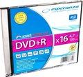 Obrázok pre výrobcu Esperanza DVD+R [ slim jewel case 1 | 4.7GB | 16x ]