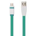 Obrázok pre výrobcu TB Touch Micro USB to USB Cable 1m, green