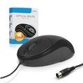 Obrázok pre výrobcu 4World Myš optická Basic2 PS2 1200dpi Black