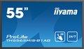 "Obrázok pre výrobcu 55"" LCD iiyama ProLite TH5565MIS-B1AG -IPS,20dotyk.bodů,12ms, 1100:1,400cd,FHD,24/7,USBmedplay,černý"