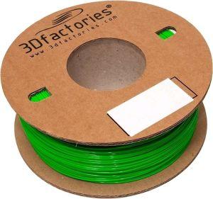 Obrázok pre výrobcu 3D Factories tisková struna PLA 1,75 mm 5m zelená