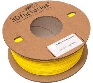 Obrázok pre výrobcu 3D Factories tisková struna PLA 1,75 mm 5m žlutá