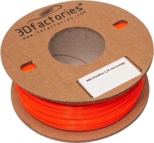 Obrázok pre výrobcu 3D Factories tisková struna ABS 1,75 mm 5m oranž