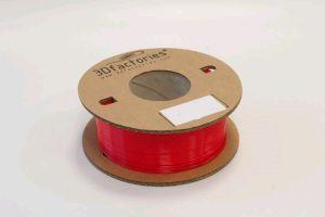 Obrázok pre výrobcu 3D Factories tisková struna PLA 1,75 mm 5m červená