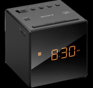 Obrázok pre výrobcu Sony radiobudík ICF-C1, černý
