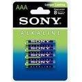 Obrázok pre výrobcu SONY Alkalické baterie AM4LB4D, 4ks LR3/AAA Eco Blue
