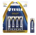 Obrázok pre výrobcu TESLA - baterie AA GOLD+, 4ks, LR06