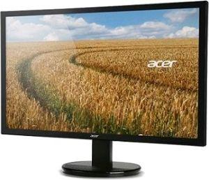 """Obrázok pre výrobcu 24"""" LED Acer K242HLAbid, 1920x1080, 100M:1, 250cd/m2, 2ms, DVI, HDMI, Black SLIM Design"""
