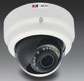 Obrázok pre výrobcu ACTi E61A,VF.Dome,1M,ID,f2.8-12mm,PoE,WDR,IR