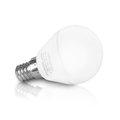Obrázok pre výrobcu Whitenergy LED žiarovka | E14 | 3 SMD 2835 | 3W | 100V-250V| teplá biela| B45