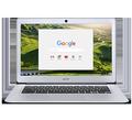 Obrázok pre výrobcu Acer Chromebook 14/N3160/4G/32GB/Chrome stříbrný