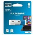 Obrázok pre výrobcu GOODDRIVE 8GB USB kľúč COLOUR MIX Modro-biela