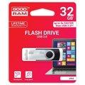 Obrázok pre výrobcu GOODDRIVE 32GB USB 3.0 kľúč Twister Čierna