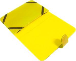"""Obrázok pre výrobcu ART T-17D univerzálne púzdro pre tablet 7"""" žltá farebná séria"""